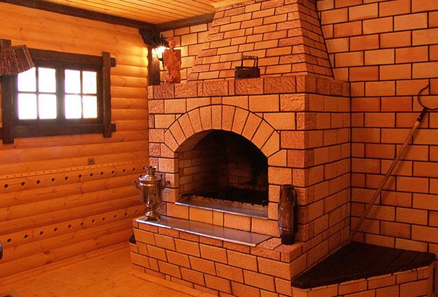 Печка для бани из кирпича своими руками фото 145